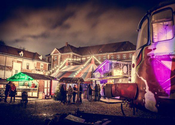 Zauberhafte Weihnachten auf dem Märchenbazar